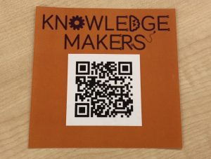 The Knowledge Makers Cryptic Quest!